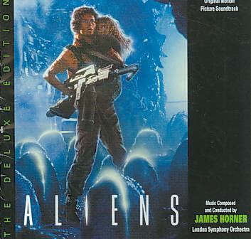 ALIENS (OST) BY HORNER,JAMES (CD)