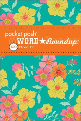 Pocket Posh Word Roundup 7 By Puzzle Society (COR)